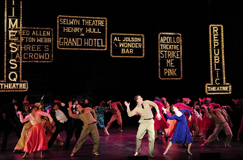 Title Number – 42nd Street at Musical Theatre West