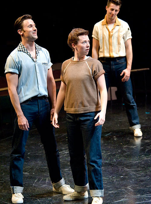 """""""Not you Anybodys.  Beat it!"""" – West Side Story at PCPA"""