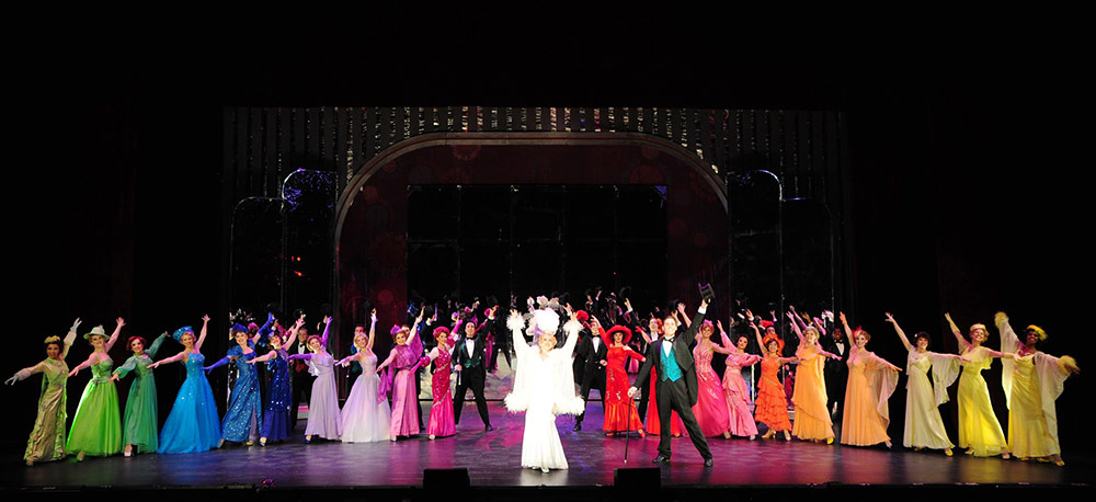 """""""Dames"""" – 42nd Street at Musical Theatre West"""
